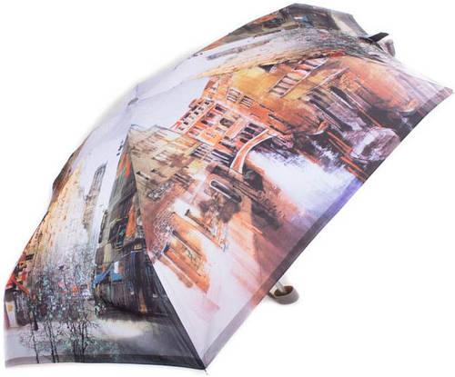 Женский облегченный компактный механический зонт ZEST (ЗЕСТ) Z25515-7