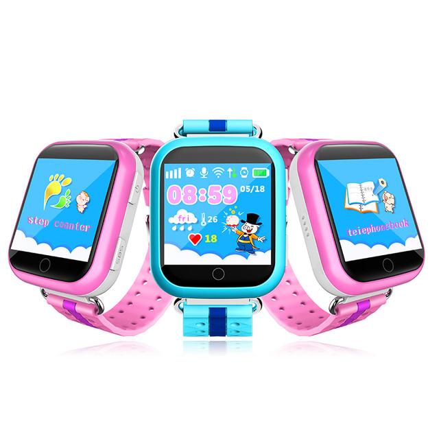 Детские умные часы Q750 (Q100s)