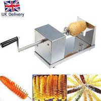Аппарат для спиральной нарезки картофеля , фото 1