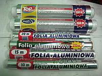 Фольга алюминевая 280мм/50м