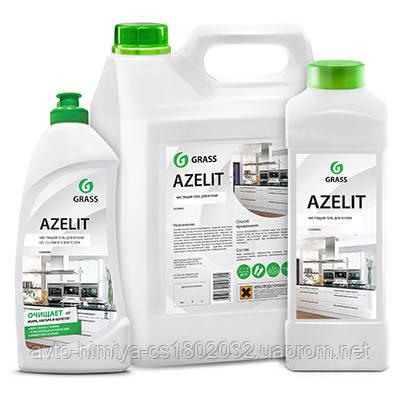 Чистящее средство для кухни Azelit гелевый 0,5л.