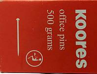 Булавка офисная KOORES 0293 (10 пачек)