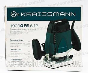 Фрезер Kraissmann 1900 OFE 6 - 12, фото 2