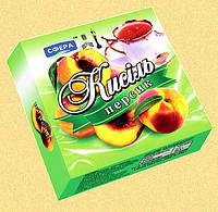 Кисель со вкусом персика 250 грамм