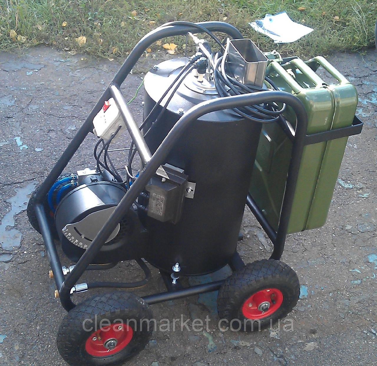 Best Jet 15/25 hb автономный дизельный нагреватель высокого давления