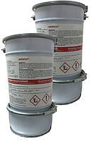 Епоксидна декоративна 2-компонентна кольорова смола Weripox® REFLEKT, пак. 25 кг / Эпоксидный наливной пол