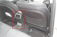 Накладка центральной консоли Subaru Legacy, Outback B14, 2009-2014, 92136AJ000VH
