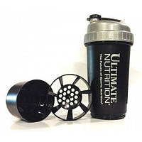 Шейкер Ultimate Nutrition, 600 мл (+контейнер)