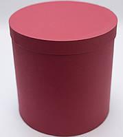 Шляпна коробка для квітів h20/d20