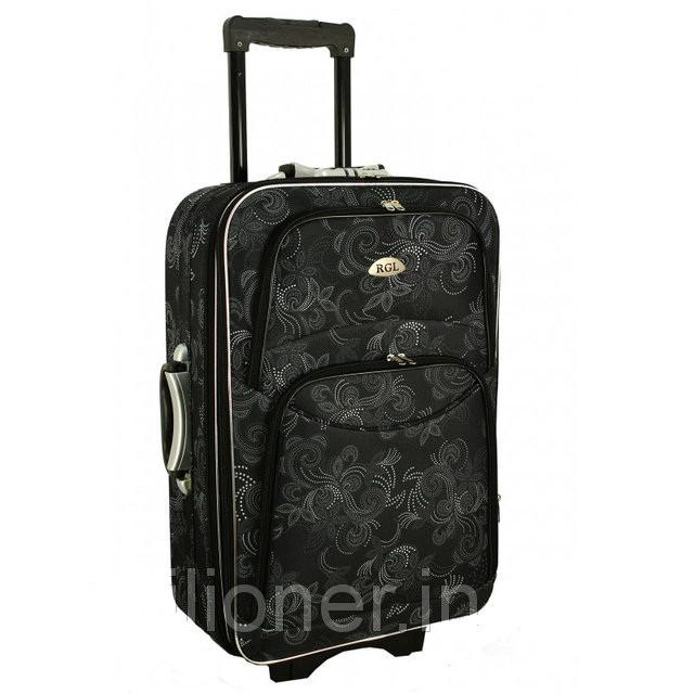 Чемодан сумка 773 (большой) орнамент