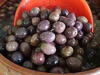 Чорні натуральні оливки (Black Natural olives Amfissa) !!! Греція