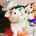 Куклы-тильды мишки фигуристы (разные цвета), фото 7