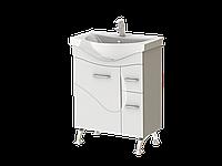 """Тумба для ванной комнаты """"Ювента"""", серия """"Франческа"""" 65 см, Ф3-65"""