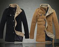 Мужское демисезонное пальто. Модель 508. , фото 4