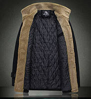 Мужское демисезонное пальто. Модель 508. , фото 5