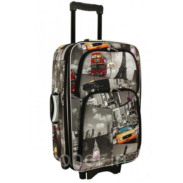 Чемодан сумка 773 (большой) City