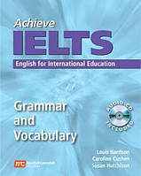 Achieve IELTS Grammar and Vocabulary + CD