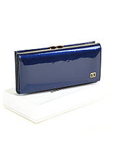 Кошелек Gold кожа BRETTON W1 dark-blue