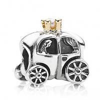 Подвеска-шарм Королевская карета