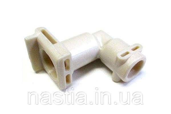 5313218931 З'єднувальний елемент(угловий, для термоблока, EC/ESAM), скоба-скоба, DeLonghi