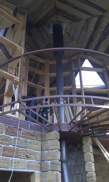 Купольный загородный дом 7