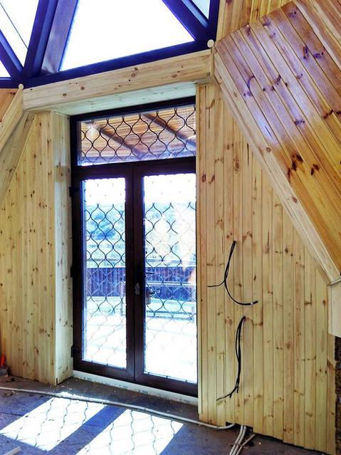 Купольный загородный дом 10