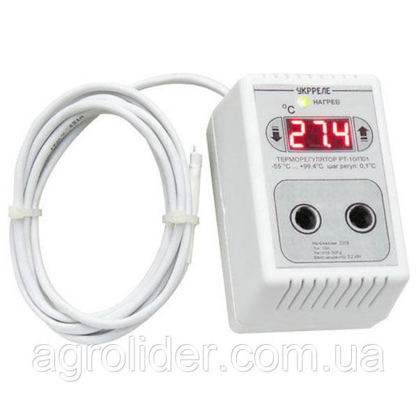 Терморегулятор розеточный РТ-10