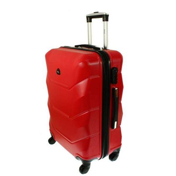 Чемодан Carbon 720 (большой) красный