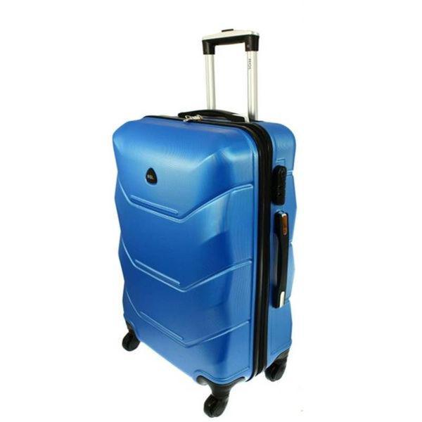 Чемодан Carbon 720 (большой) синий
