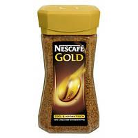 Кофе Нескафе Голд Nescafe Gold 200 гр. Германия