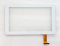 Тачскрин / сенсор (сенсорное стекло) для Apache Mid Fashion (белый цвет, самоклейка)