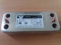 Теплообменник для котла Immergas Mini 24 kw, Victrix 24 kw вторичный 14 пластин