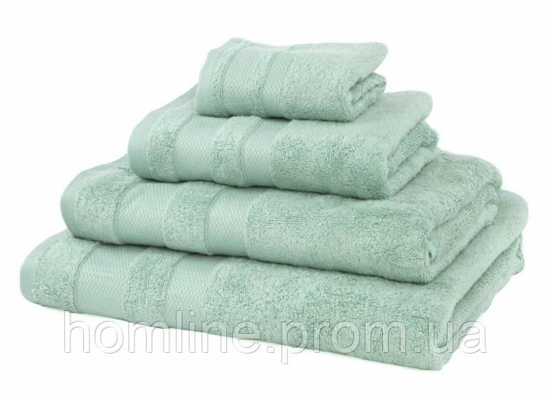 Полотенце IryaTender зеленое 50*90