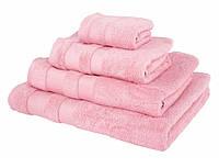 Полотенце IryaTender розовое 50*90