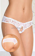Трусики Panties 2418 белые ML