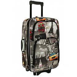 Чемодан сумка 773 (средний) City