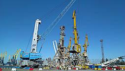 Монтаж, ремонт портальных и судостроительных кранов