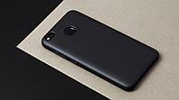 Накладка Silicone Case Xiaomi Redmi 4X оригинальный чехол бампер