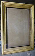 Ровный киот для иконы со светлой тонировкой., фото 1