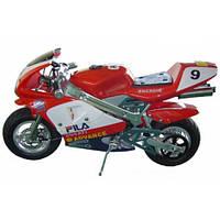 Детский спортивный мотоцикл HL-G29E  красный