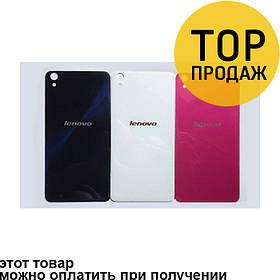 Задняя панель корпуса для мобильного телефона Lenovo S850, черная, AAA