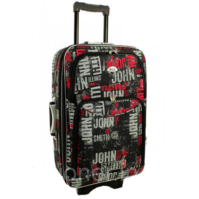 Чемодан сумка 773 (средний) kolor 1