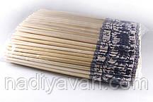 Палочки бамбук 24 см. раздельные россыпь, с рисунком, фото 3
