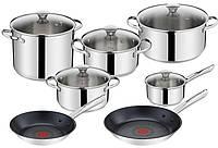 Наборы посуды Tefal Elementary H055SC74