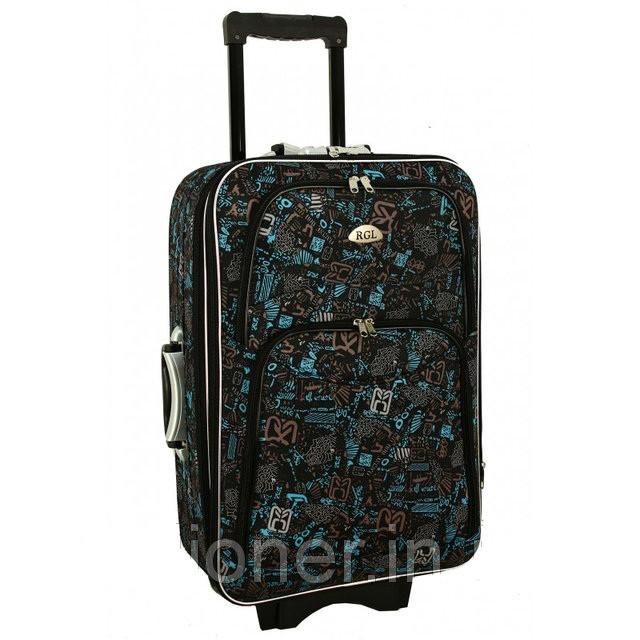 Чемодан сумка 773 (средний) mozaika