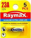 Батарейка A23 - Raymax
