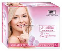 Тампоны Intimate Care 10 шт.