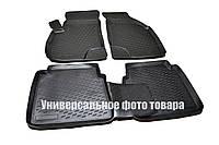 Коврики в салон для Chevrolet Lacetti 2004-/ Daewoo Gentra 2012-, кт 4шт pp-180