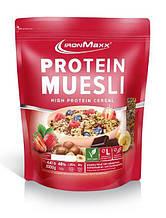 Заменители питания IronMaxx Protein Muesli 550 g