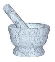 Ступа каменная Dynasty 10 см с пестиком 11 см